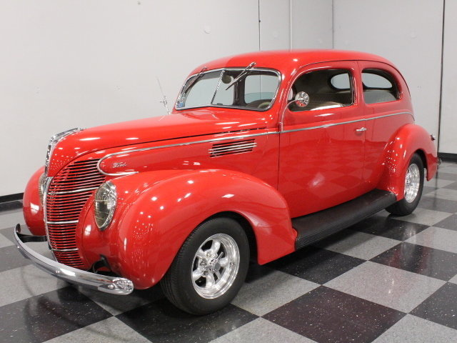 For Sale: 1939 Ford Tudor