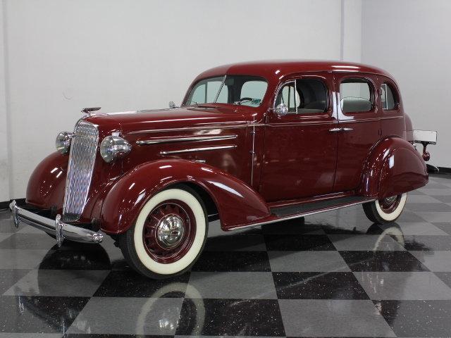 For Sale: 1936 Chevrolet Master