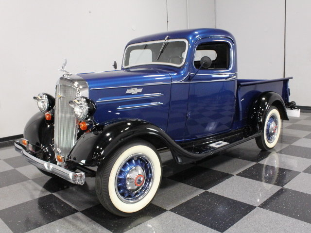 1936 Chevrolet Pickup Streetside Classics The Nation S