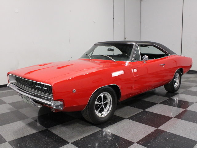 For Sale: 1968 Dodge Charger