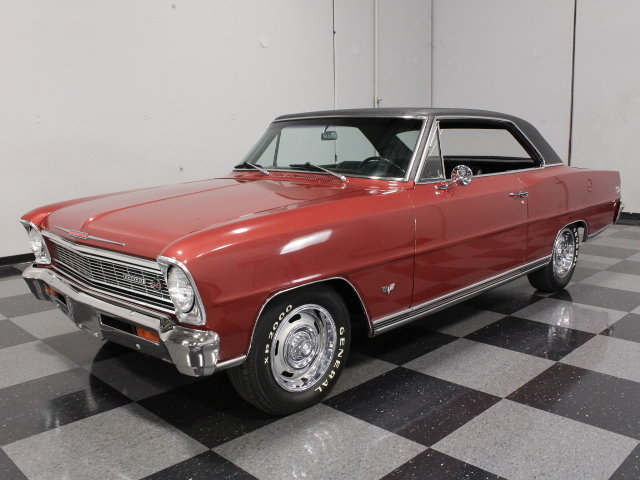 For Sale: 1966 Chevrolet Nova