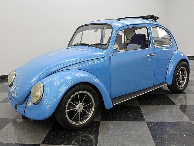 For Sale: 1969 Volkswagen Beetle