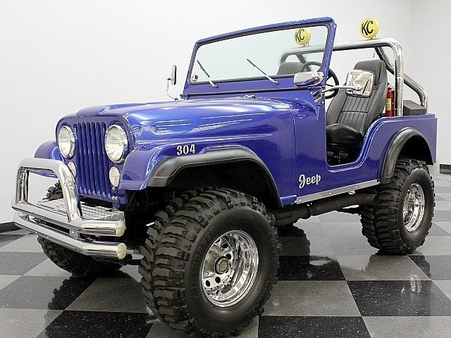 For Sale: 1974 Jeep