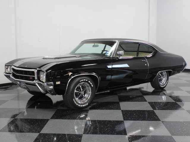 For Sale: 1969 Buick GS