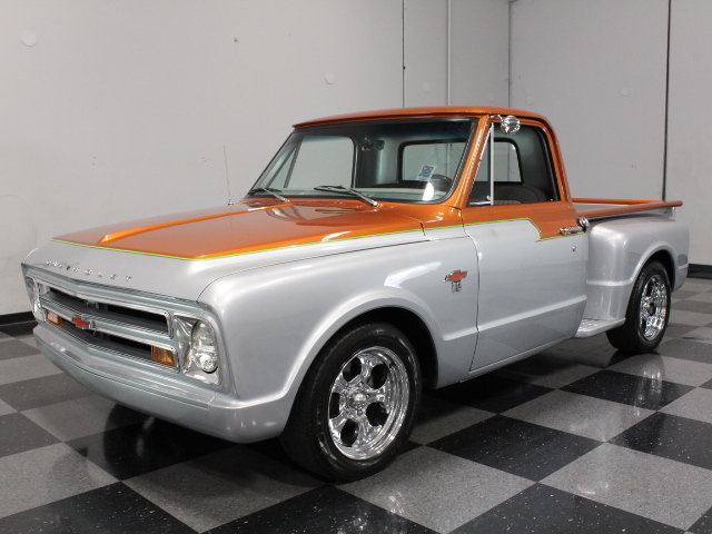 For Sale: 1967 Chevrolet C10