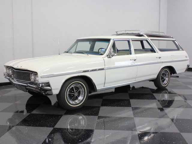 For Sale: 1964 Buick Sport Wagon