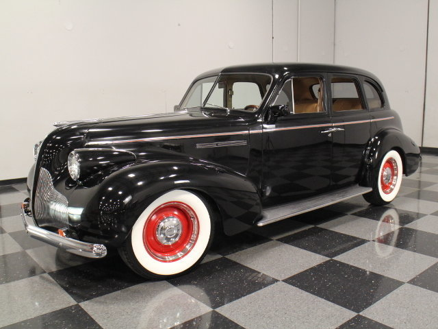 For Sale: 1939 Buick Special