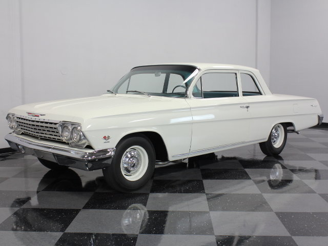 For Sale: 1962 Chevrolet Biscayne