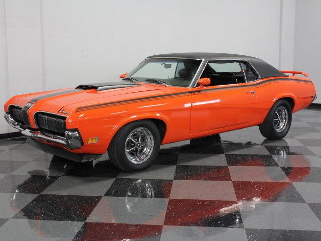 For Sale: 1970 Mercury Cougar