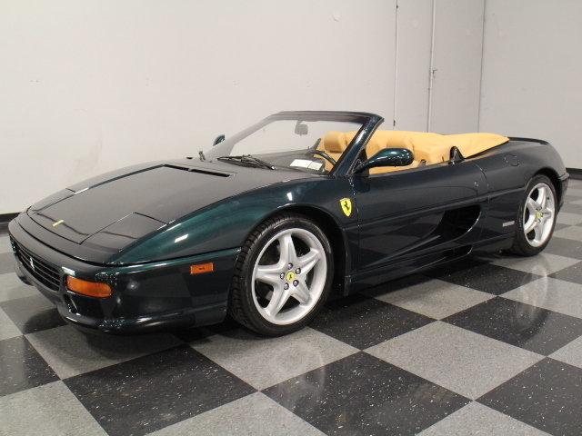 For Sale: 1998 Ferrari F355