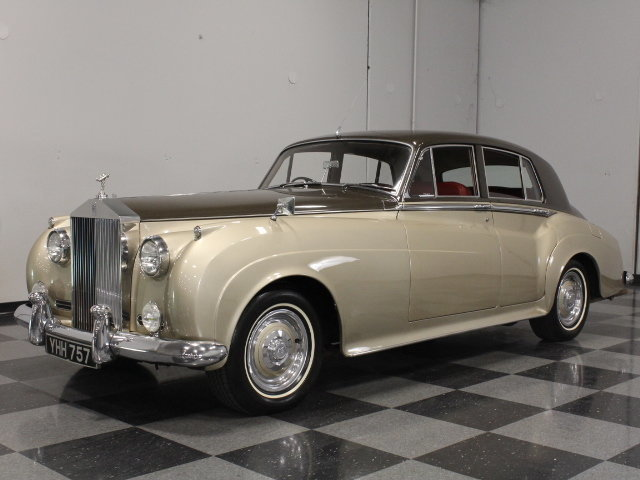 For Sale: 1962 Rolls-Royce Silver Cloud II