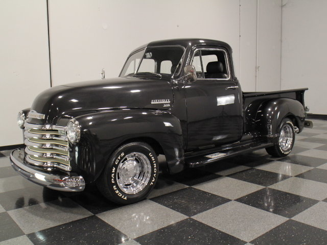 For Sale: 1949 Chevrolet 3100