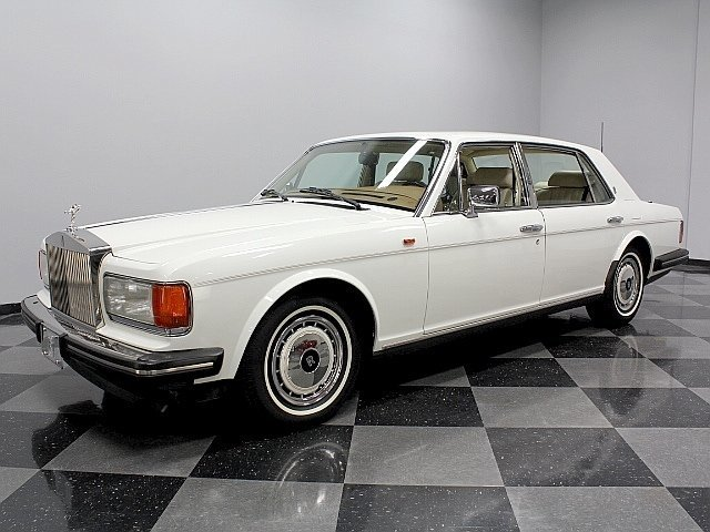 For Sale: 1994 Rolls-Royce Silver Spur