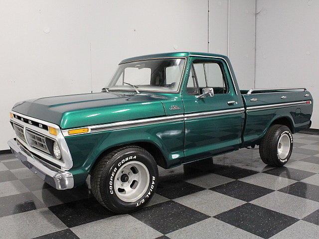 For Sale: 1977 Ford F-100