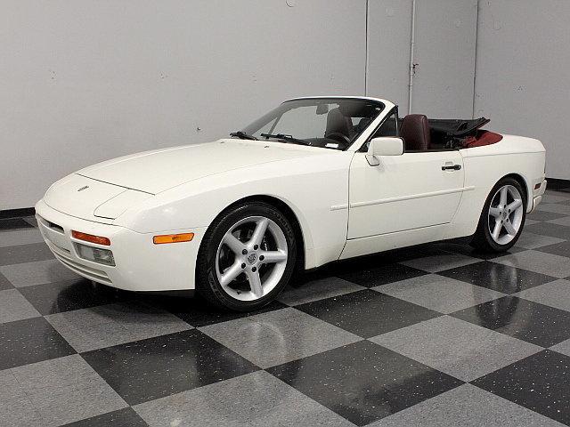 For Sale: 1990 Porsche 944