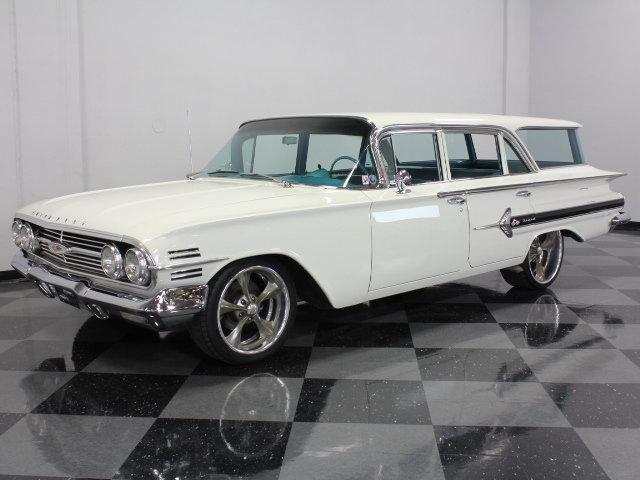 For Sale: 1960 Chevrolet Nomad