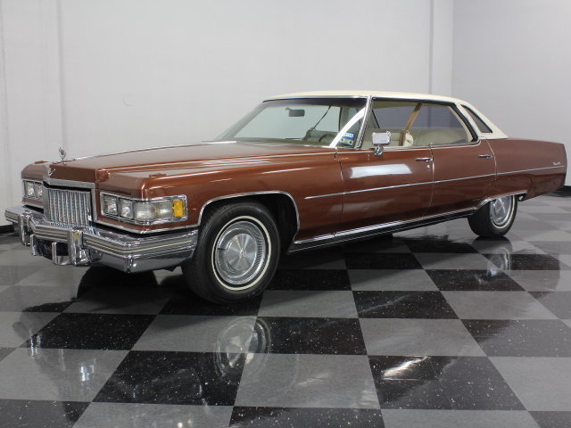 For Sale: 1975 Cadillac