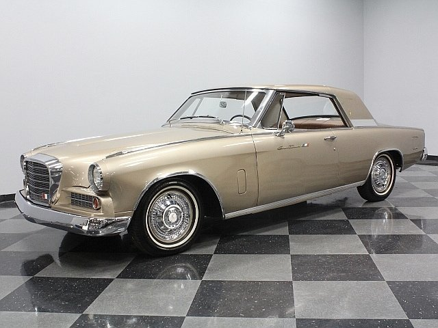 For Sale: 1963 Studebaker Hawk