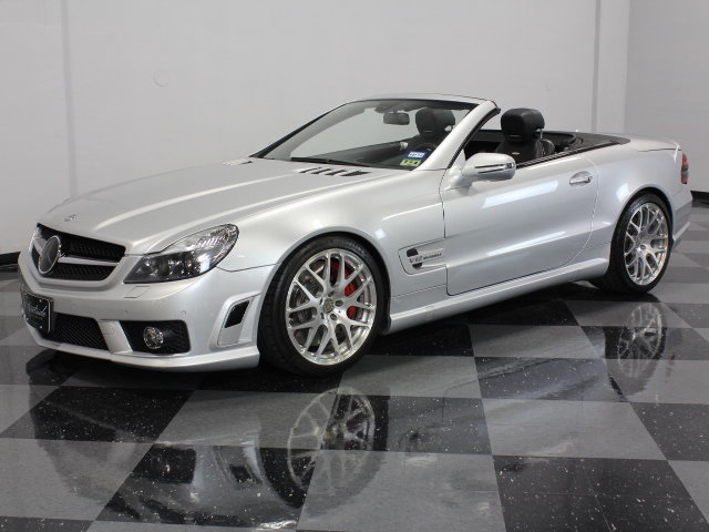 2009 Mercedes-Benz SL65