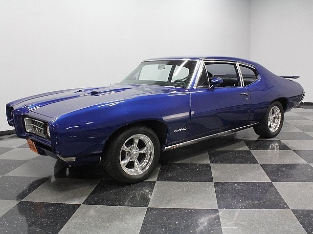 For Sale: 1968 Pontiac GTO
