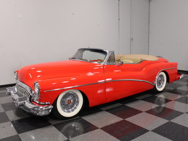For Sale: 1953 Buick Skylark