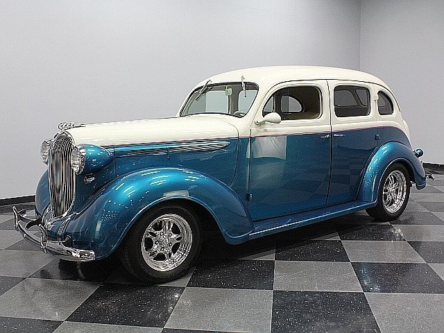 For Sale: 1938 Plymouth Sedan