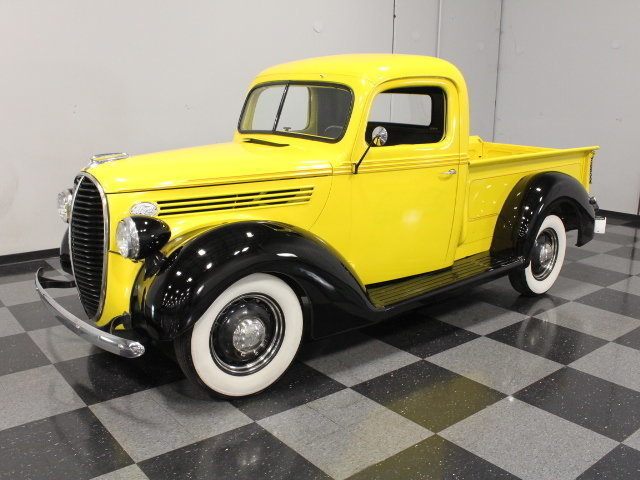 For Sale: 1939 Ford Truck