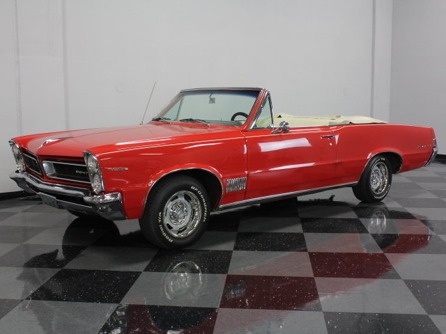 For Sale: 1965 Pontiac Le Mans