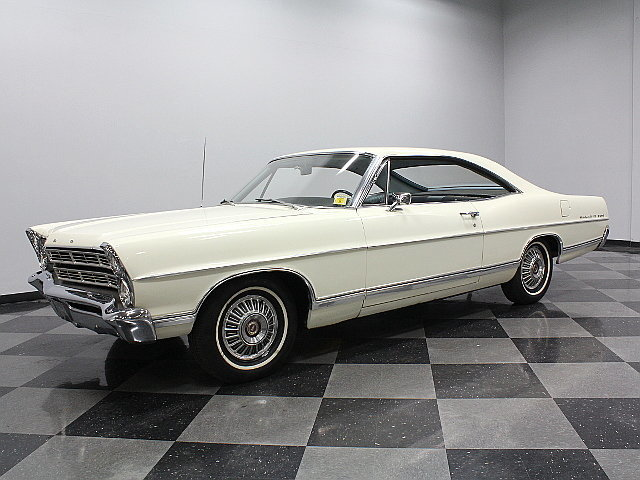 For Sale: 1967 Ford Galaxie