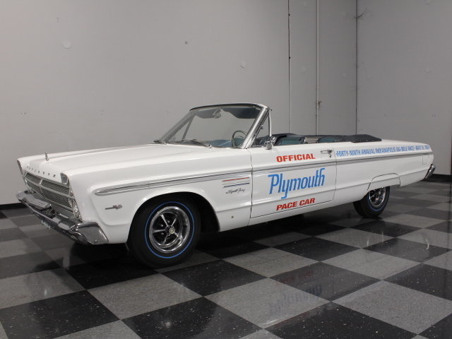 For Sale: 1965 Plymouth Sport Fury