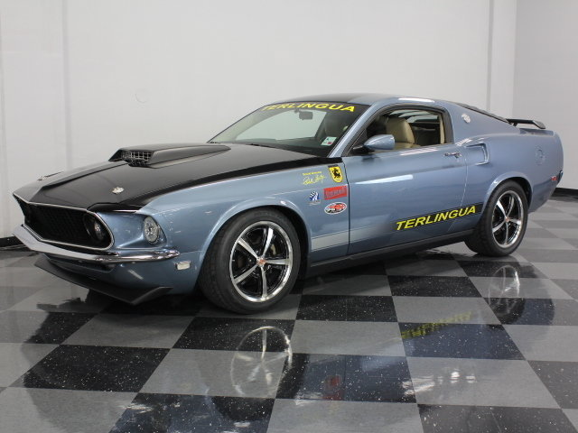 For Sale: 2005 Ford Mustang