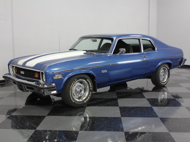 For Sale: 1973 Chevrolet Nova