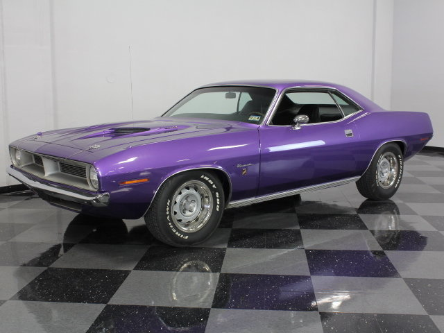For Sale: 1970 Plymouth Barracuda