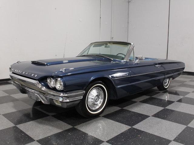 For Sale: 1964 Ford Thunderbird