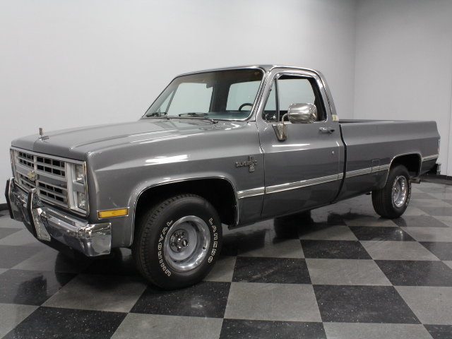 For Sale: 1987 Chevrolet C10