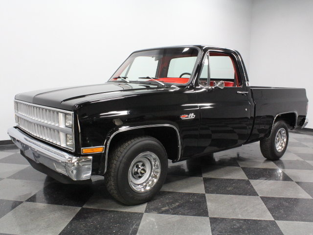 1982 chevrolet c10 streetside classics the nation s trusted rh streetsideclassics com 1972 Chevy Pickup 1954 Chevy Pickup