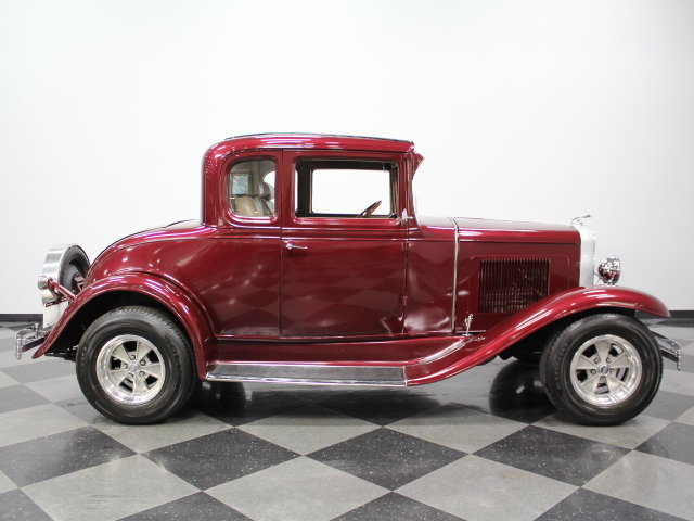 1931 chevrolet 5 window coupe streetside classics for 1931 chevy 3 window coupe