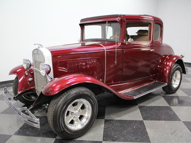 1931 Chevrolet 5 Window Coupe
