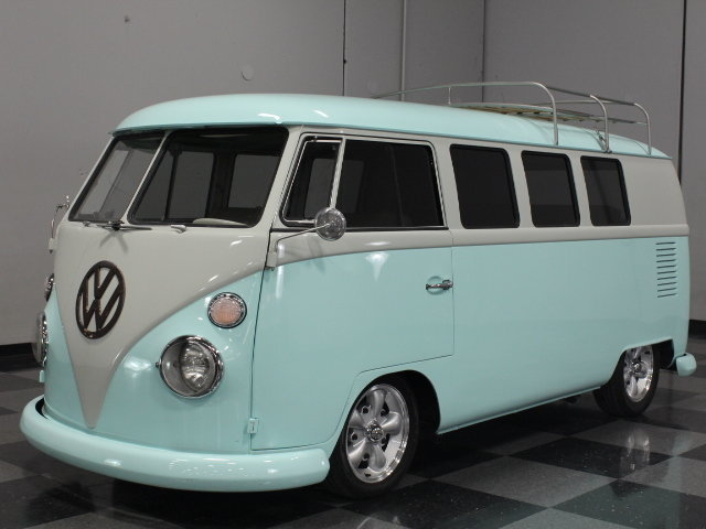 For Sale: 1967 Volkswagen Westfalia Van