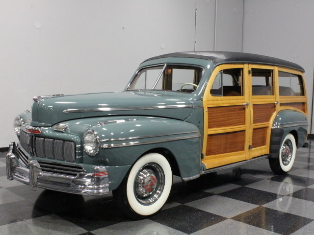 For Sale: 1947 Mercury Woody