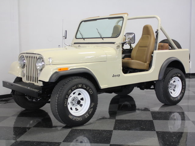 Jeep Dealer In Fort Worth >> 1983 Jeep | Streetside Classics - The Nation's Trusted Classic Car Consignment Dealer