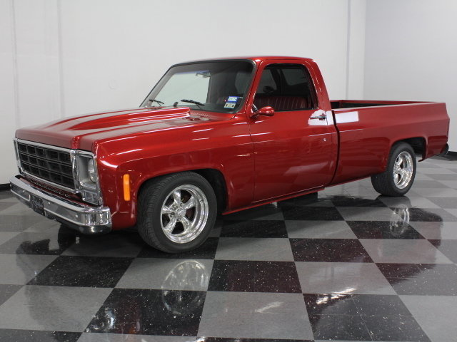 For Sale: 1979 Chevrolet C1500