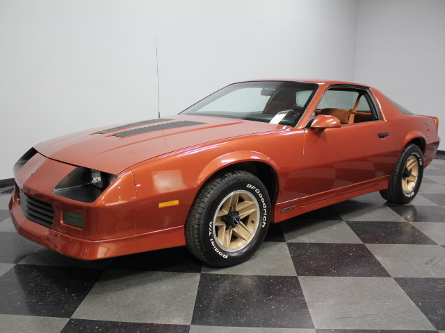 For Sale: 1985 Chevrolet Camaro