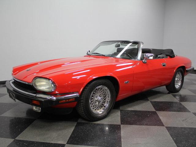 For Sale: 1993 Jaguar XJS