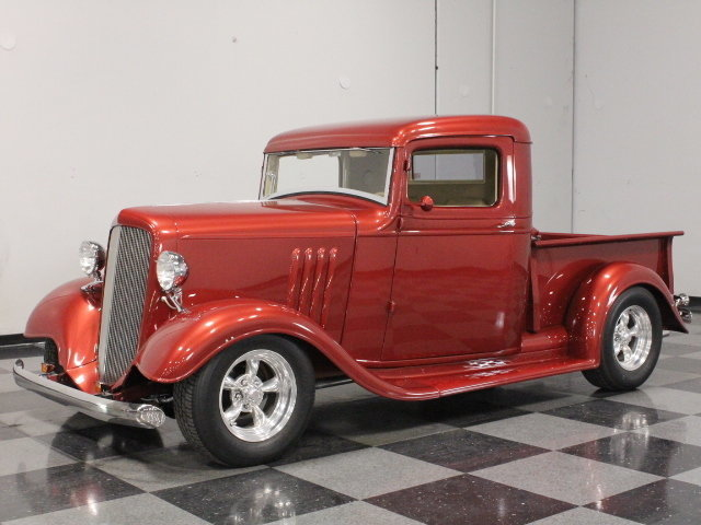 For Sale: 1934 Chevrolet Pickup