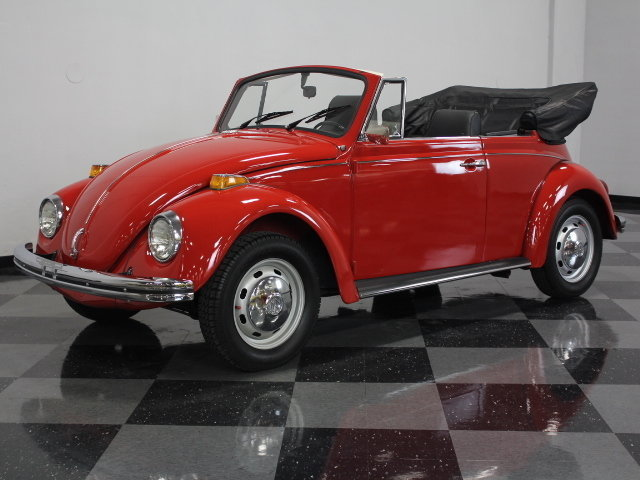For Sale: 1970 Volkswagen Beetle