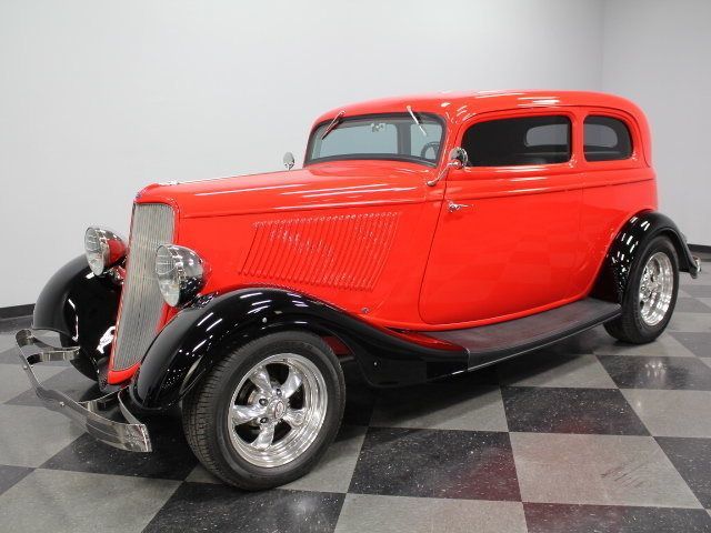 For Sale: 1933 Ford Victoria