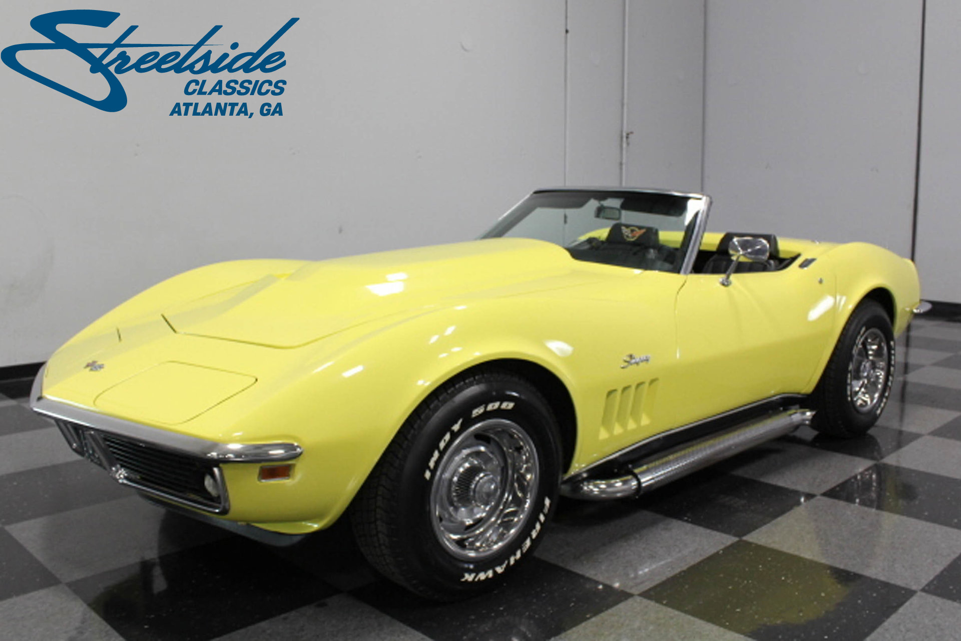 1969 chevrolet corvette ebay for Chris motors auto sales