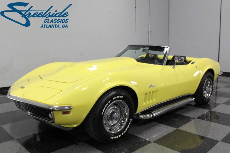 For Sale: 1969 Chevrolet Corvette