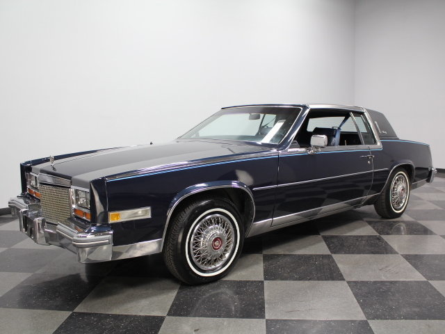 For Sale: 1981 Cadillac Eldorado